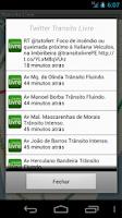 Screenshot of Transito Livre