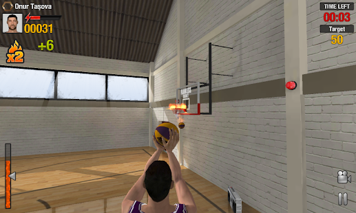 Real Basketball Screenshots