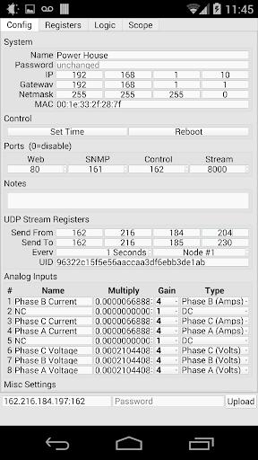 RMSCS Configuration Software