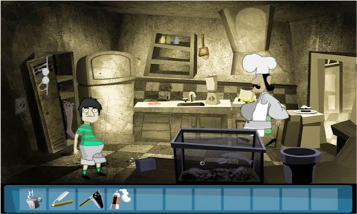 Escape the Kitchen - screenshot thumbnail