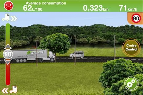 Truck Fuel Eco Driving - screenshot thumbnail
