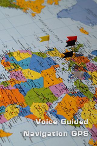 【免費旅遊App】語音導遊GPS導航儀-APP點子