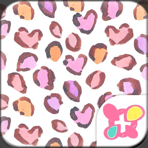 Cute Theme-Leopard Print- Icon