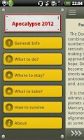 Screenshot of The Doomsday - how to survive?