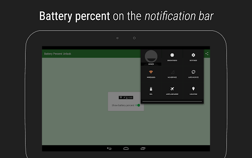 Battery Percent Unlock - screenshot thumbnail