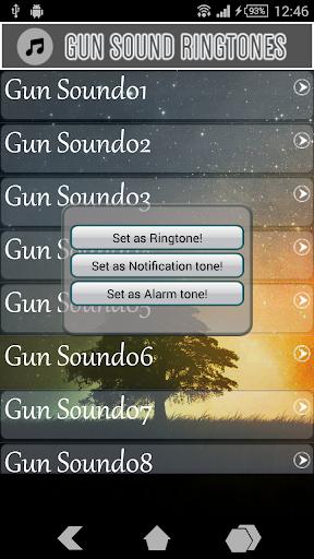 【免費娛樂App】Gun Sounds Ringtones-APP點子