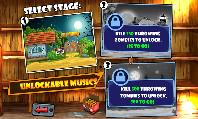 Zombie Area!- screenshot