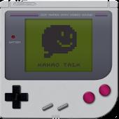 카카오톡 테마 : 8-bit