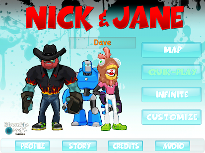 Nick Jane HD