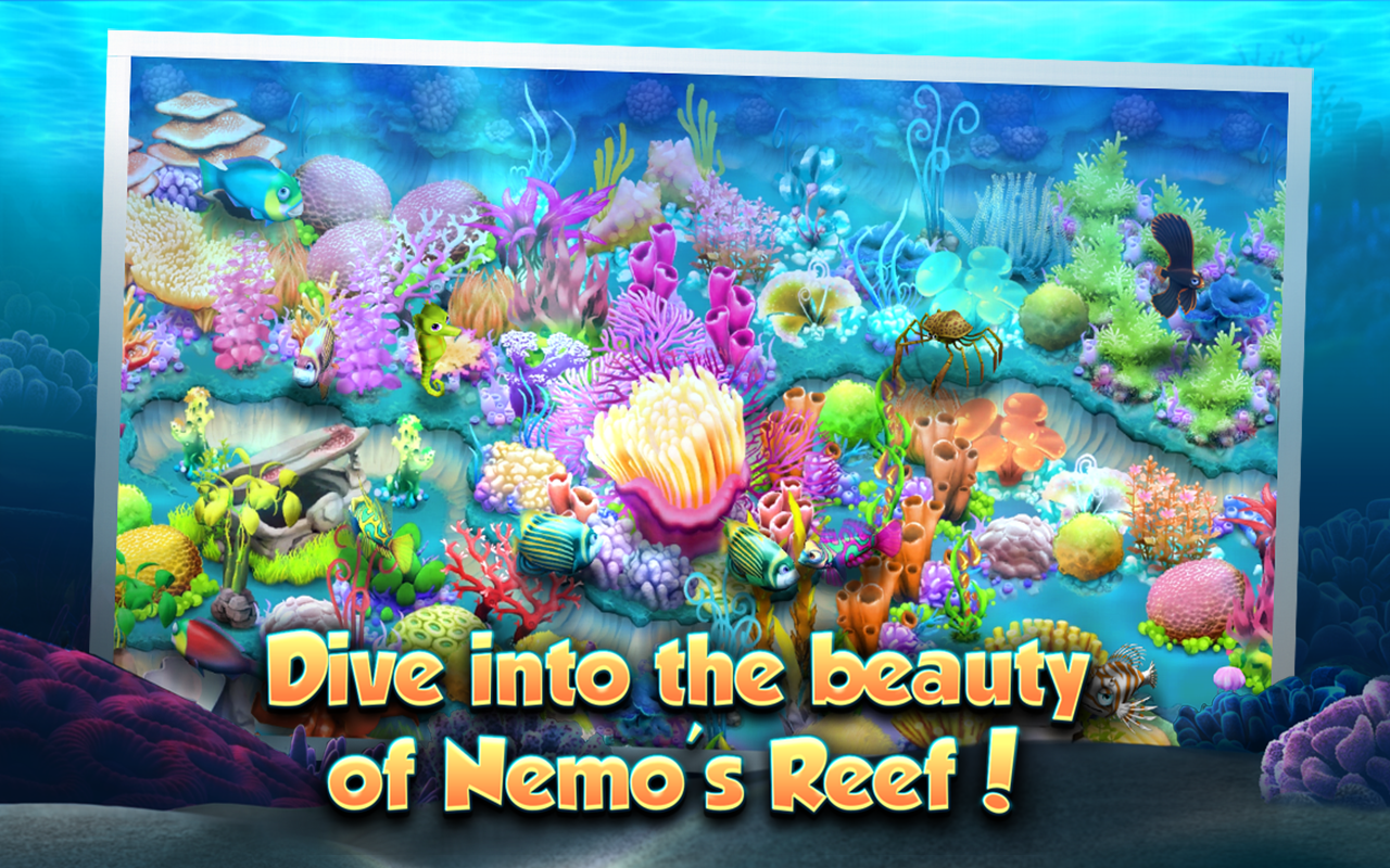Nemo's Reef - screenshot