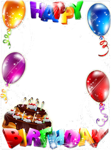 Birthday Frames - screenshot thumbnail