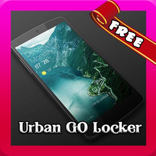 New Phone Locker Theme