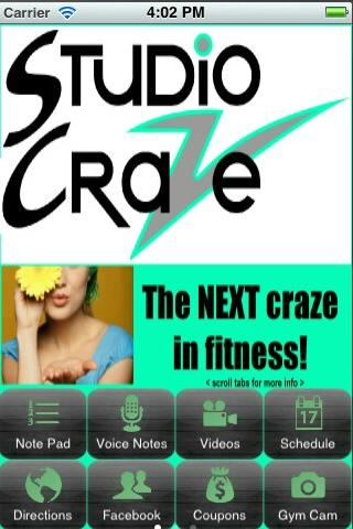 Studio Craze Navarre, Fl- screenshot