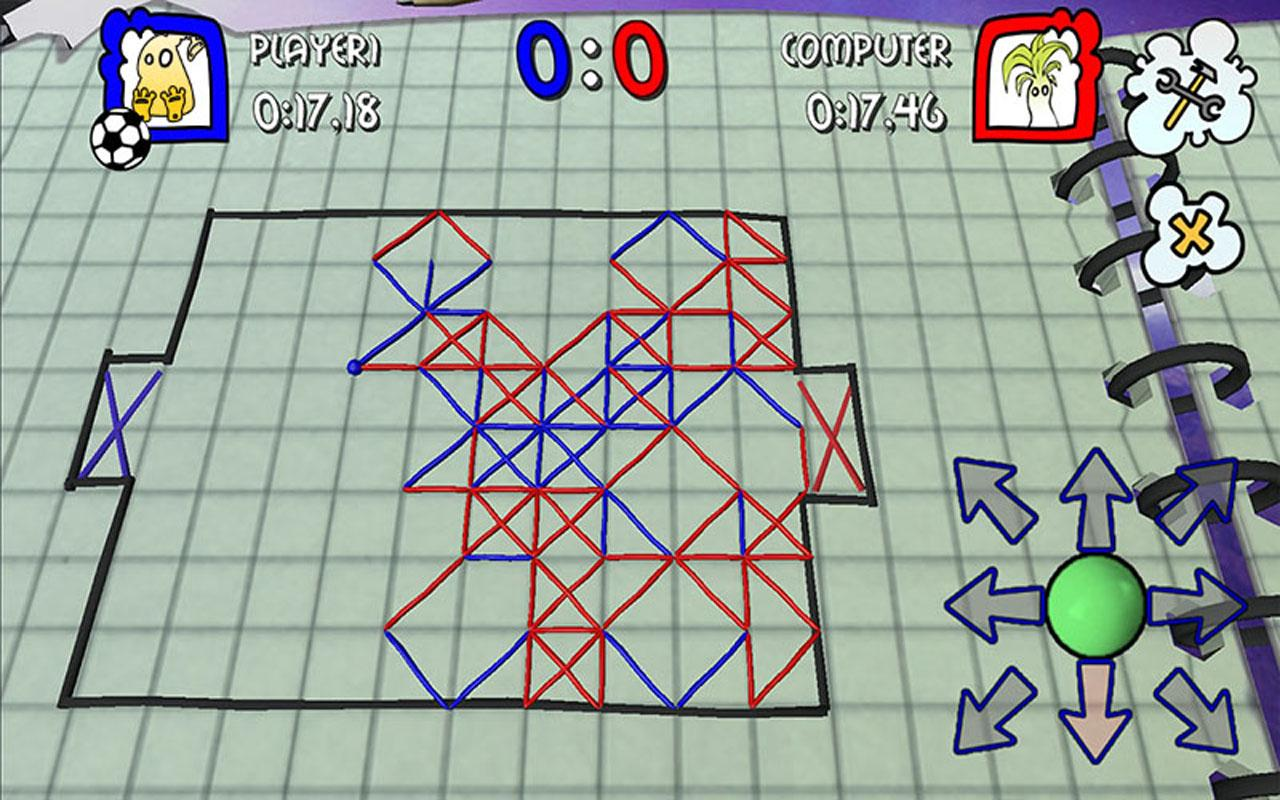PageBall Lite-Best Soccer Game - screenshot