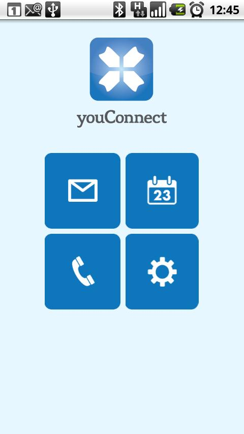 youConnect - screenshot
