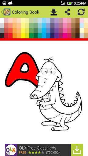 玩免費教育APP|下載coloring book app不用錢|硬是要APP