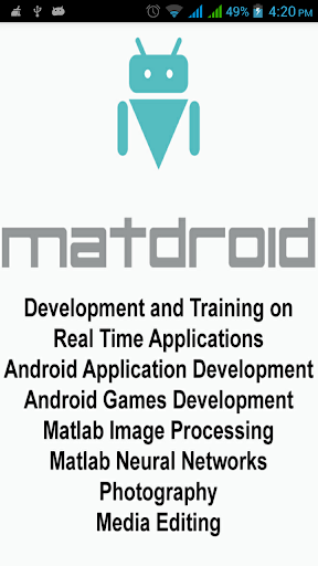 【免費商業App】Matdroid Developers-APP點子