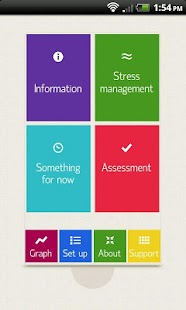Stress Management- screenshot thumbnail