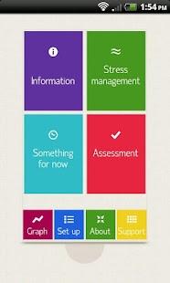 Stress Management - screenshot thumbnail