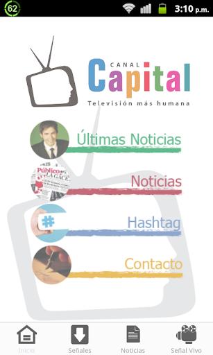 Informativo Canal Capital