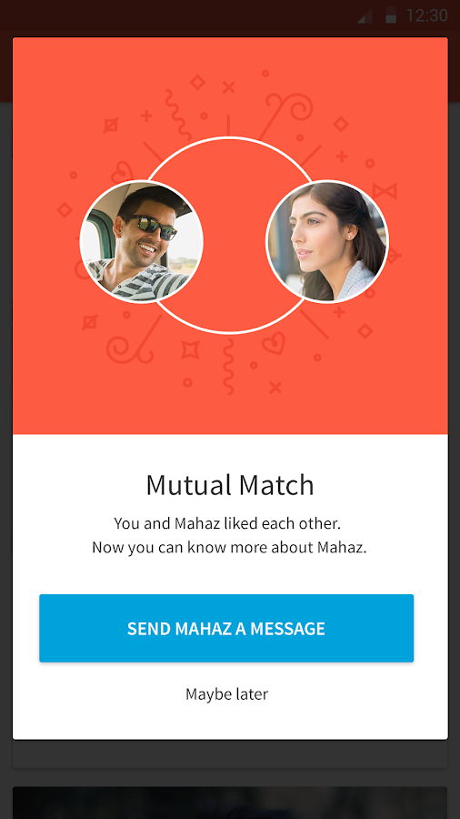 Crescent: Free Muslim Dating- screenshot