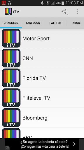 iTV Television Gratis