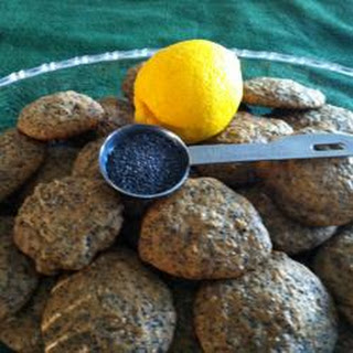 Poppy Seed Hungarian Style Cookies.