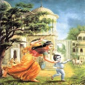 Damodarashtakam -Kartik Prayer