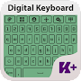 Digital Keyboard Theme APK icon
