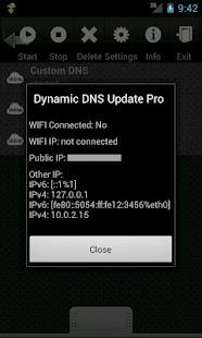 Dynamic DNS Update- screenshot thumbnail