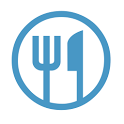 Eat.fi - Restaurant search icon