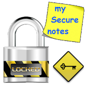 my Secure Notes PRO