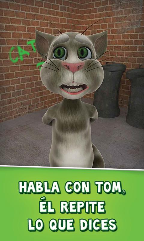 Talking Tom - screenshot