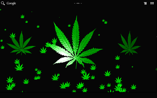 Cannabis HD Live Wallpaper