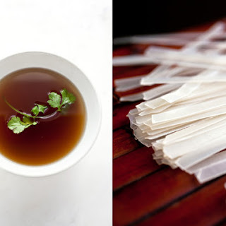 Simple Vegetarian Pho Broth