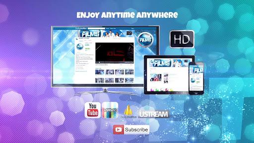 【免費媒體與影片App】Sense Tv Films-APP點子