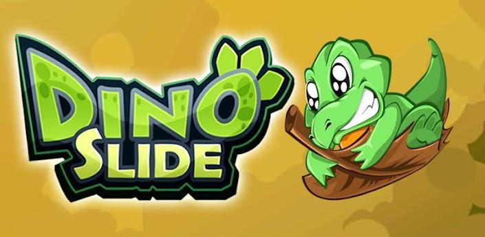 Dino Slide v1.0 Apk Game Download