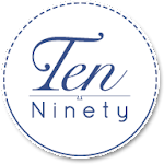 Logo of Ten Ninety Brewing Co De Ogen