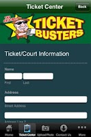 Screenshot of Ticket Busters