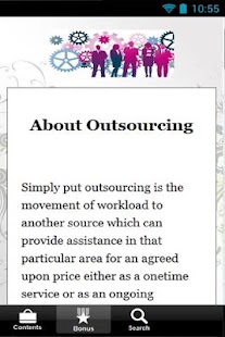Outsourcing For Business -FREE - screenshot thumbnail