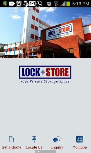 Lock+Store Self Storage