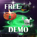 Halloween Sparkle Live DEMO logo