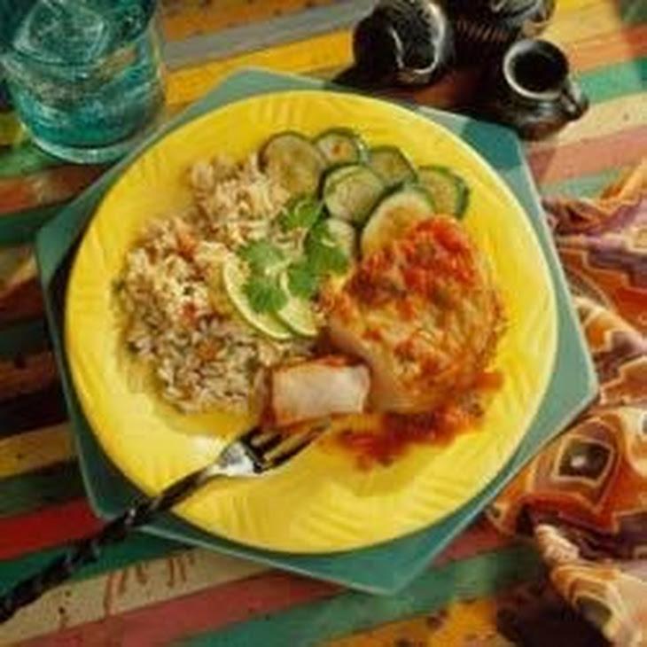 Easy Mexicali Pork Chops