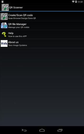 玩免費生產應用APP 下載掃描 建立 管理 儲存 編輯 刪除 分享 列印 QR app不用錢 硬是要APP