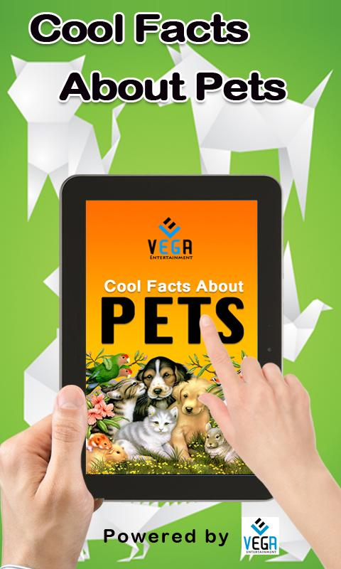 Cool Facts about Pets- screenshot