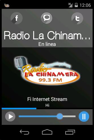 Radio La Chinamera