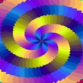 App Hypnotic Mandala Live WP APK for Kindle