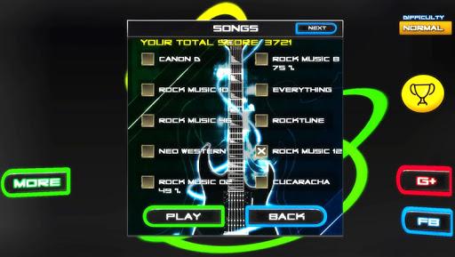 Rock vs Guitar Legends 2017 HD 1.36 screenshots 15