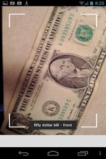 IDEAL U.S. Currency Identifier- screenshot thumbnail