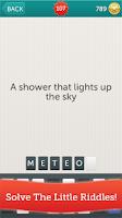 Screenshot of Little Riddles - Word Game